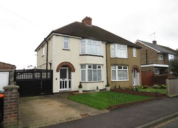 Thumbnail 3 bed semi-detached house for sale in East Hill Road, Houghton Regis, Dunstable