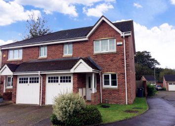 Thumbnail 3 bedroom property to rent in Ball Close, Llanrumney, Cardiff