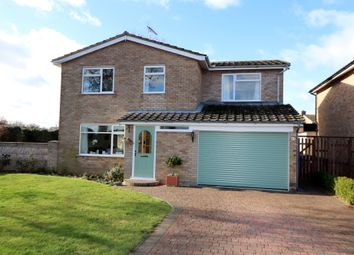 Thumbnail 4 bed detached house for sale in Capel St Mary, Ipswich, Suffolk