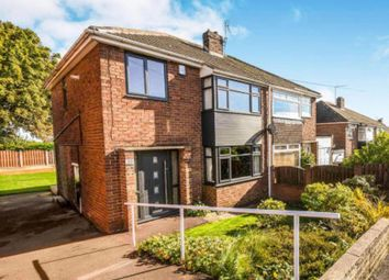 Thumbnail Semi-detached house for sale in Vicarage Crescent, Grenoside, Sheffield, South Yorkshire