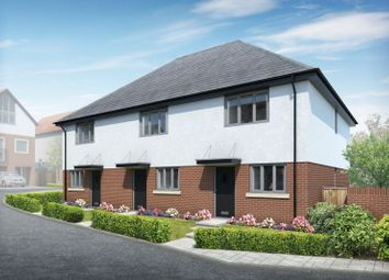Thumbnail 2 bed semi-detached house for sale in Plot 28, Nautilus, Southampton Road, Portsmouth