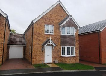 Thumbnail 4 bedroom detached house to rent in George Palmer Close, Reading