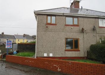 Thumbnail 3 bed semi-detached house for sale in Graig Avenue, Llanelli