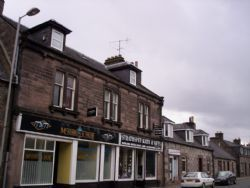 Thumbnail 1 bed flat to rent in 37 New Street, Rothes, Moray, Aberlour