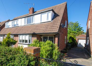 Thumbnail 3 bed semi-detached house for sale in Stannington Grove, Sunderland