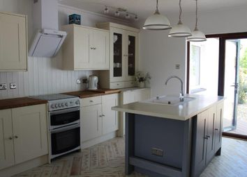Thumbnail 4 bed detached bungalow for sale in Abereiddy Road, Croesgoch, Haverfordwest