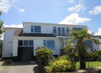 Thumbnail 5 bedroom detached house for sale in Gwelanmor Road, Carbis Bay, St. Ives