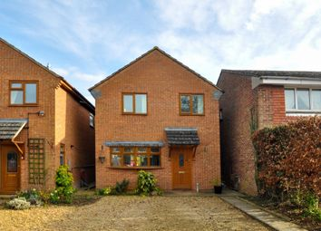 Thumbnail 3 bed detached house for sale in Spencer Close, Bicester