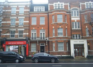 Thumbnail 3 bedroom flat to rent in Avenue Mansions, Finchley Road