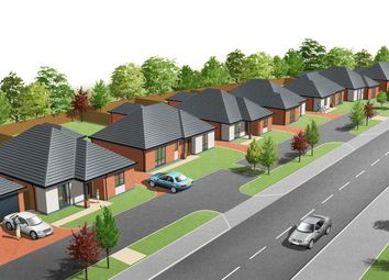 Thumbnail 3 bed detached bungalow for sale in Rother Walk, Coney Green Road, Chesterfield