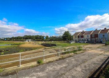 Thumbnail 2 bed terraced house for sale in Island View Terrace, Portsmouth