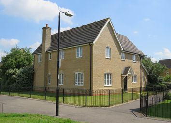 Thumbnail 4 bedroom detached house for sale in Carrier Close, Peterborough