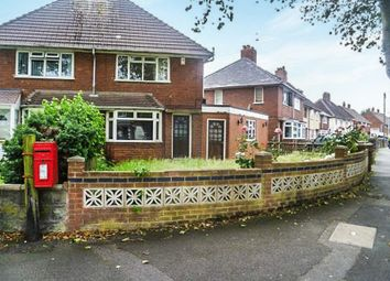 Thumbnail 3 bed semi-detached house to rent in Banfield Road, Darlaston, Wednesbury