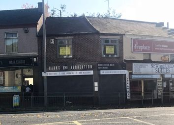 Thumbnail Retail premises for sale in 301 Fylde Road, Ashton, Preston