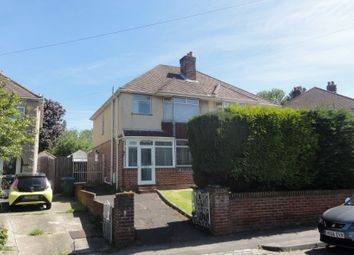 Thumbnail 3 bed semi-detached house for sale in Oakley Road, Southampton, Hampshire