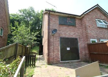 Thumbnail 2 bed terraced house for sale in Hafod Court Road, Thornhill, Cwmbran