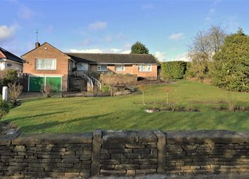 Thumbnail 3 bed detached bungalow for sale in Longhurst Lane, Mellor, Stockport