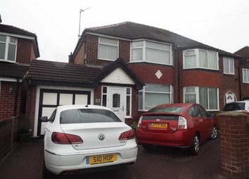 Thumbnail 3 bed semi-detached house for sale in Sheepfoot Lane, Prestwich, Manchester
