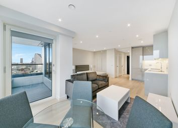 Thumbnail Studio to rent in The Highwood, Elephant Park, London