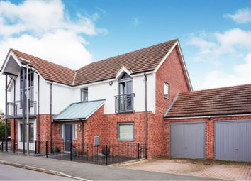 Thumbnail 5 bed detached house for sale in Broughton Gate, Milton Keynes