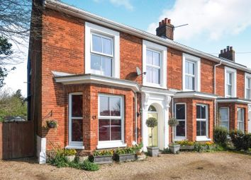 4 bed semi-detached house for sale in May Villas, Norwich Road, Dereham NR20