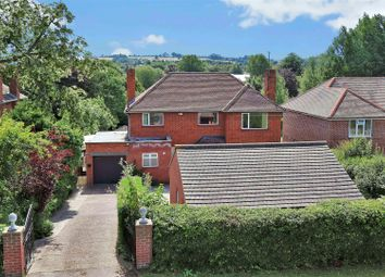Thumbnail 3 bedroom detached house for sale in Manthorpe Road, Grantham