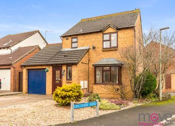 Thumbnail 3 bed detached house for sale in Cox's Way, Abbeymead, Gloucester