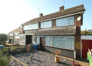 Thumbnail 3 bed semi-detached house for sale in Bridgwater Road, Ipswich, Suffolk