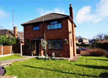 Thumbnail 3 bed detached house for sale in Hall Lane, Connah's Quay