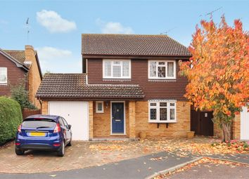Thumbnail 4 bed detached house for sale in Friern Place, Wickford