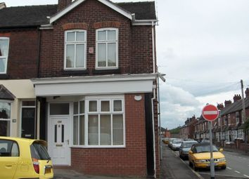 Thumbnail 1 bedroom flat to rent in Macclesfield Street, Burslem, Stoke-On-Trent