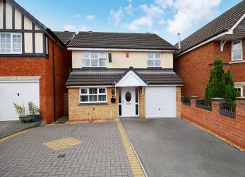 Thumbnail 4 bed detached house for sale in Tudor Rose Way, Norton, Stoke-On-Trent