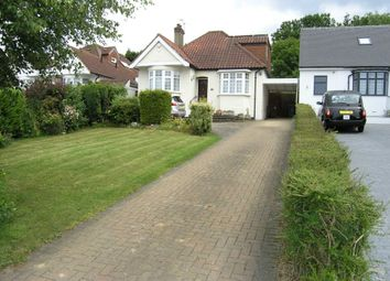 Thumbnail 3 bed bungalow for sale in Caldecote Gardens, Bushey