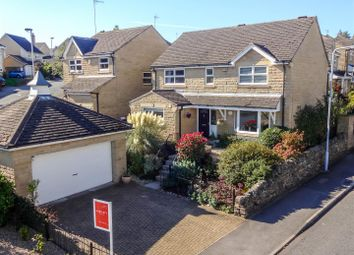 Thumbnail 4 bed detached house for sale in Apperley Road, Apperley Bridge, Bradford