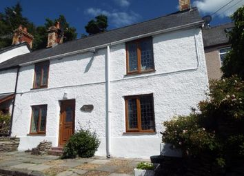 Thumbnail 2 bed terraced house for sale in Tai Organ, Cynwyd, Corwen, Denbighshire