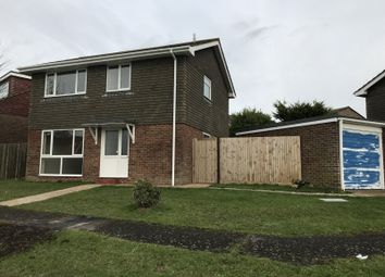 Thumbnail 3 bed property to rent in Heighton Crescent, South Heighton, Newhaven