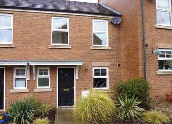 Thumbnail 2 bed terraced house to rent in Mulberry Croft, Hollingwood, Chesterfield