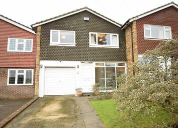 Mount Pleasant Road, Weald, Sevenoaks, Kent TN14. 3 bed terraced house for sale