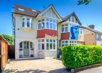 Thumbnail 5 bed semi-detached house for sale in Twining Avenue, Twickenham