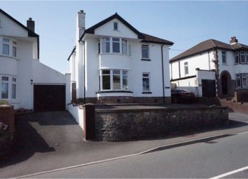 Thumbnail 3 bed detached house for sale in College Road, Carmarthen