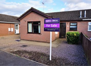 Thumbnail 2 bed semi-detached bungalow for sale in Queens Drive, Wisbech