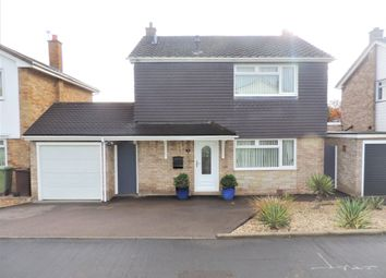 Thumbnail 3 bed detached house for sale in Heath Drive, Stafford