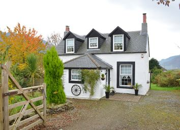 Thumbnail 2 bed detached house for sale in Carrick Castle, Lochgoilhead, Cairndow