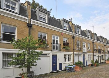 Thumbnail 3 bed mews house to rent in Elnathan Mews, Maida Vale, London