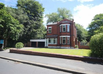 Thumbnail 4 bed detached house for sale in Hazelhurst Road, Worsley, Manchester