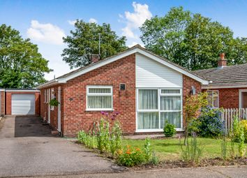 Thumbnail 2 bed detached bungalow for sale in Hose Avenue, Roydon, Diss