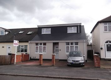 Thumbnail 4 bed semi-detached house for sale in Huntingdon Road, Leicester