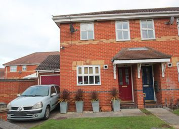 Thumbnail 2 bed semi-detached house to rent in Haddon Park, Colchester