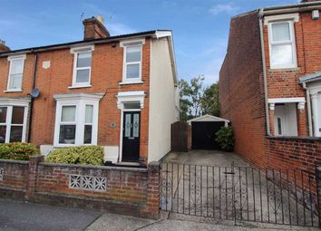Thumbnail 2 bed end terrace house for sale in Brooks Hall Road, Ipswich
