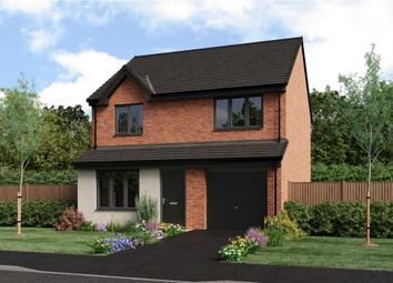 "Thumbnail 3 bed detached house for sale in ""The Larkin"" at Bristlecone, Sunderland"